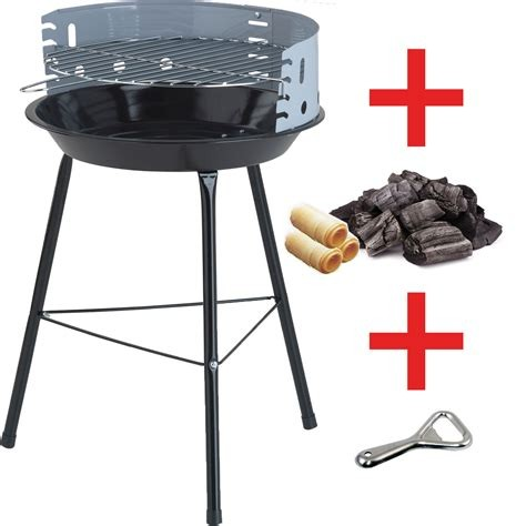 Barbecue à Charbon Partyset